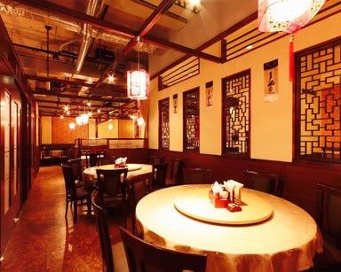 中華火鍋 食べ放題 南国亭 浜松町大門店 店内の画像