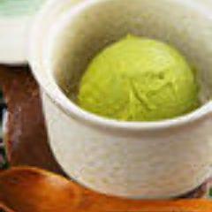 自家製アイスクリーム