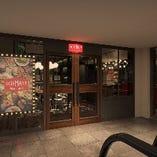 当店は生活雑貨やカフェなどが揃う「シモキタエキウエ」2Fにございます
