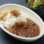 デミグラスハヤシライス / Hashed Beef Rice