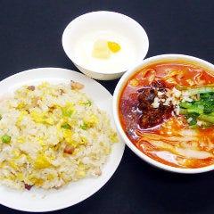 刀削麺セット