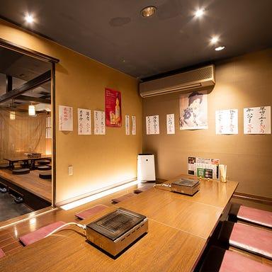 焼肉ひろ亭  店内の画像