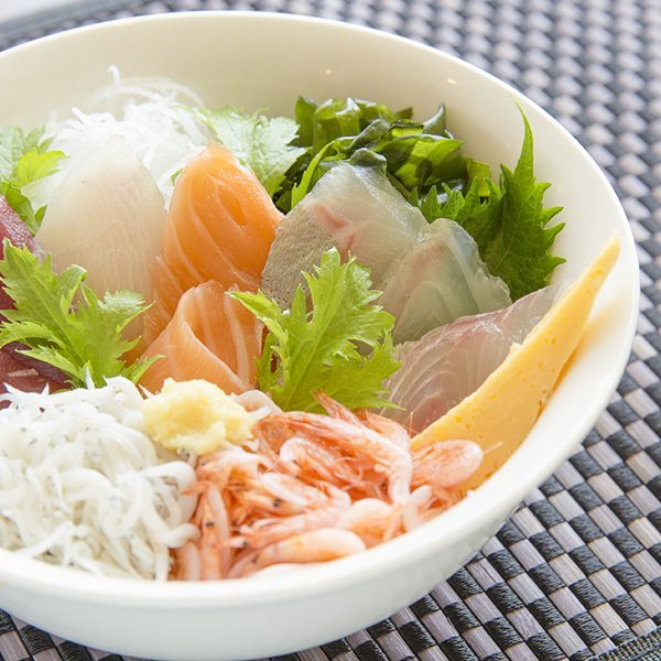 ◆新鮮なしらすと海鮮丼のお店