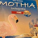 シチリアでスローに作られた塩を直輸入