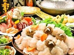 魚匠 神戸 隆明 北野坂本店