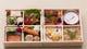 「季節の味覚弁当」1,850円 詳しくは宅配のページで