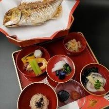 「お食い初め膳」3,500円