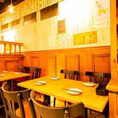 九州炭火酒場 ばってん 神田西口店  店内の画像