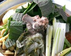 韓国料理 新 京愛館