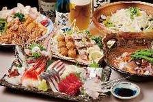 新鮮な海鮮料理をご提供します♪