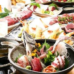 全100種類食べ飲み放題専門店 まんぷく市場 新橋店