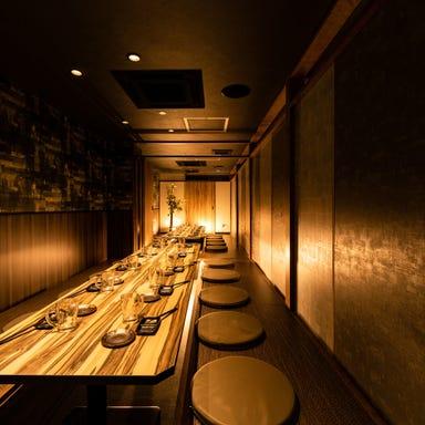 夜景個室居酒屋 一水‐ISSUI‐ 恵比寿店 店内の画像