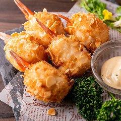 蟹クリームコロッケ(三個)