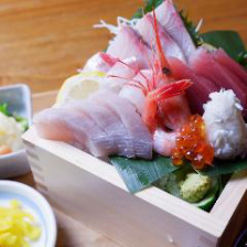 【刺身】魚樽升盛