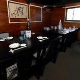 【3階VIP個室】~10名様 ※専用化粧室完備。ゆったり寛ぐプライベートな空間