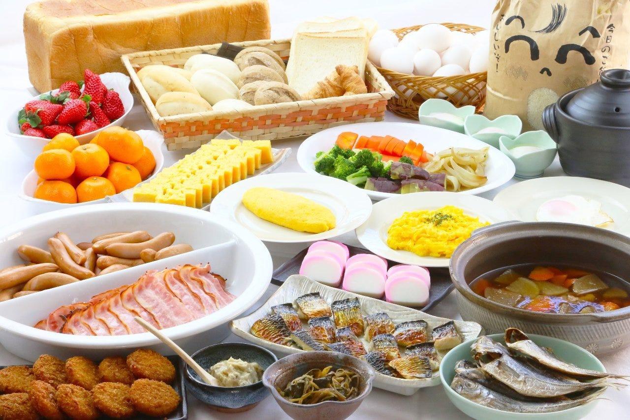 和食と洋食のお料理