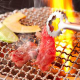 地域最強焼肉食べ放題!七輪で焼く本格焼肉!