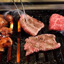 肉はお任せ!プロが選び抜いた上質肉