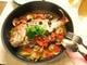その日仕入れた新鮮なお魚でアクアパッツァはいかがでしょうか