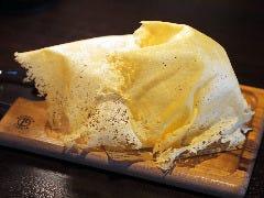 パルメザンチーズのカリカリ焼き(1枚)