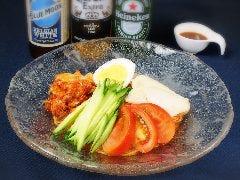 ソーメンビビン麺