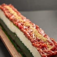 ≪シェア専用≫40cm越ユッケ寿司