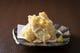 低温調理で柔らかくした鶏肉を天ぷらに!辛子ポン酢で!