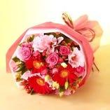 大切な方へ、花束のご用意を代行いたします