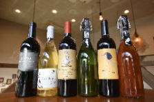 自然派ワインと地元のお酒