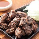 鹿児島県産黒豚ハラミ焼き