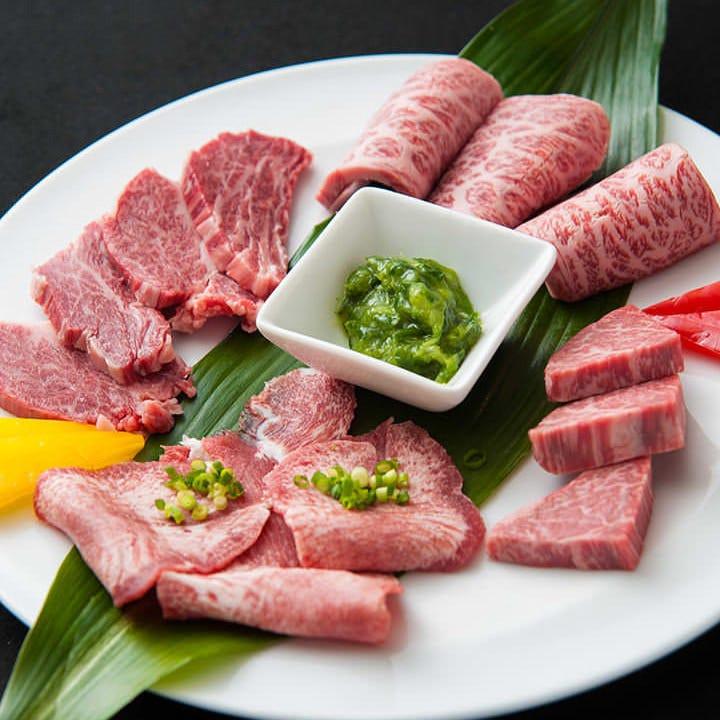 名匠が選び抜いた黒毛和牛です。風味の良さをお楽しみください!