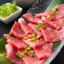 【期間限定セットメニュー】ガッツリ肉だけセット