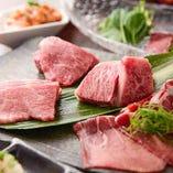 種類豊富にお肉を取り揃え、様々な肉の味わいを楽しむことが可能です