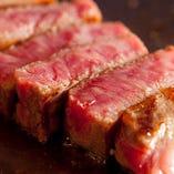 丹波牛は肉の味が濃くあっさりとしています