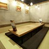 【完全個室/10名様まで】落ち着きのある和空間で会社の宴会や歓送迎会を