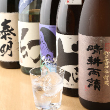 ◆各種 焼酎はグラスで600円~◆