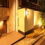 ◆神楽坂に佇む大人の隠れ家◆ 和モダンテイストの焼き鳥専門店