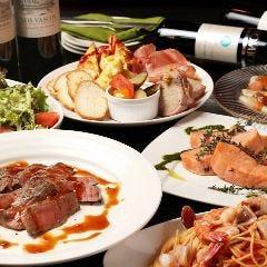Sports & Dining BAR Abani 新大阪