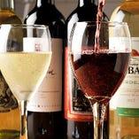 イタリアンに寄り添うワイン各種
