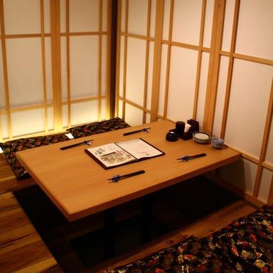 個室 活魚と日本酒 磯銀 淀屋橋店 店内の画像
