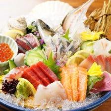 活鮮魚 大漁盛り