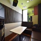 カラオケ付き完全個室※写真はイメージです。店舗によりルームが異なる場合がございますのでご了承ください。