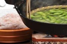 山形県鶴岡市名物「だだちゃ豆」