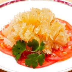 上級クラゲの冷菜