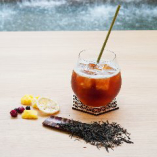 和紅茶×フレーバーソーダ