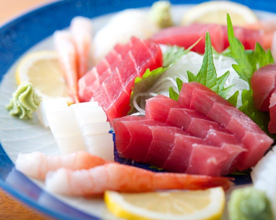 旨い!格安!なかもとの魚料理