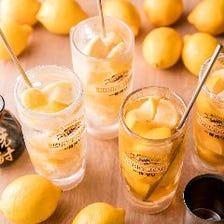 レモン丸ごと一個!カチカチレモン
