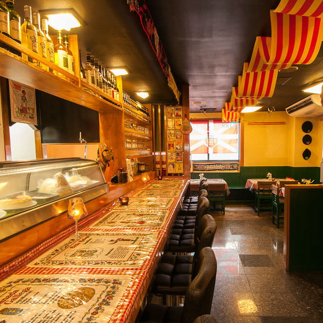 スペイン 料理 船橋 メインもパエリアも!?スペイン料理「メソンバスカ」@船橋の限定ランチがハイコスパ!