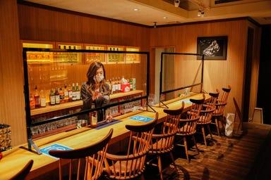 ウイスキー ボトルバー DEN HIBIYA  メニューの画像