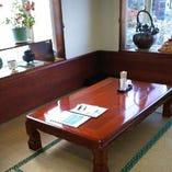 お座敷席(6~8名様)